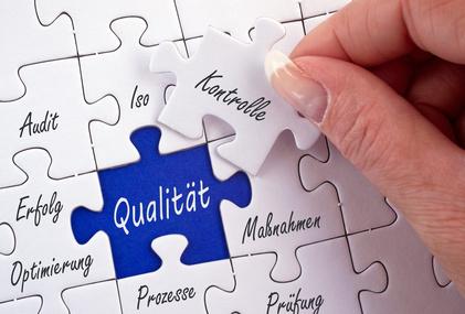 Qualität, Kontrolle, Audit, ISO, Prozesse